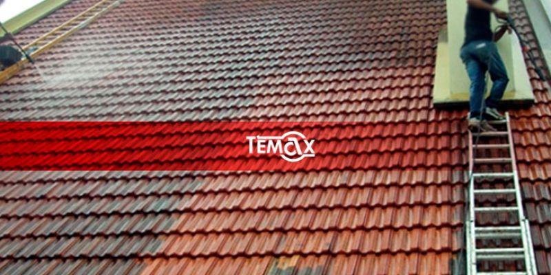 Manutenção preventiva de telhados