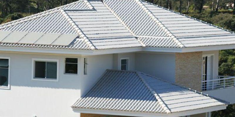 Qual o melhor tipo de telha para o telhado?